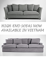 High-End Sofas online in Vietnam