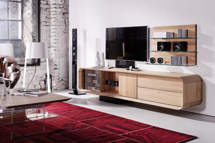 Tv Stand And Entertainment Center By Martin Ballendat