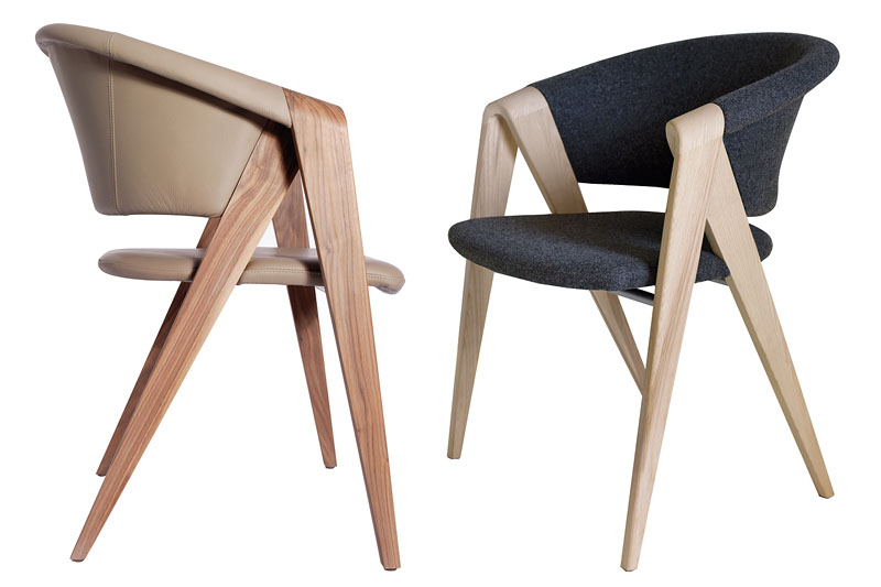 Austrian and german designer furniture by martin ballendat for Famous modern furniture designers