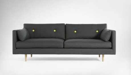 Stockholm Danish fabric sofa available online in Vietnam