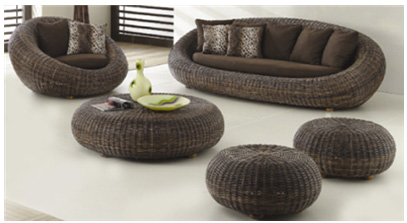 Import rattan furniture from Vietnam