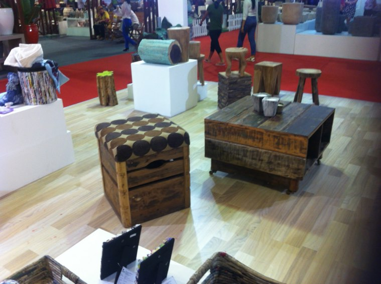 Lifestyle Fair Vietnam 2014 - Furniture and accessories_4