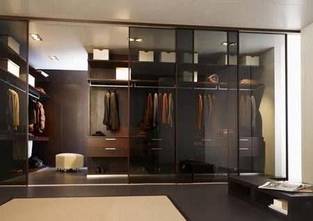 Sliding door save space in your apartment 5