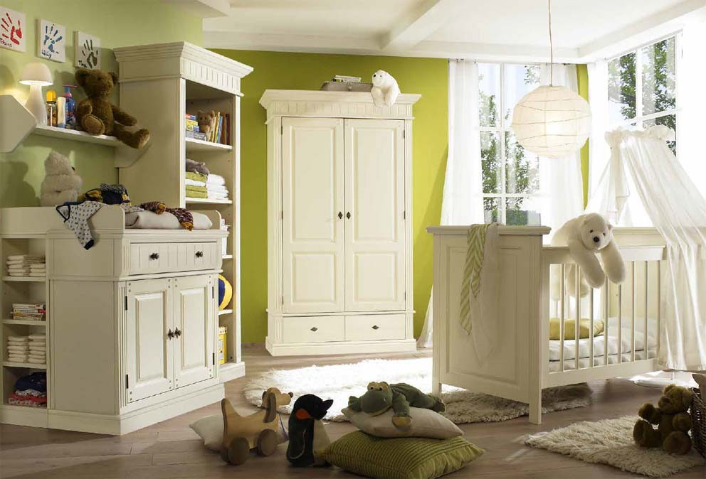 interior decorating make small apartment look bigger - storage baby furniture