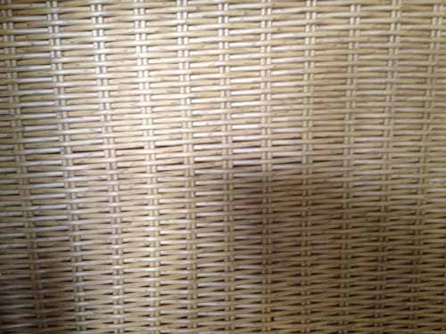 Furniture Quality Control in Vietnam - Gaps in weaving pattern