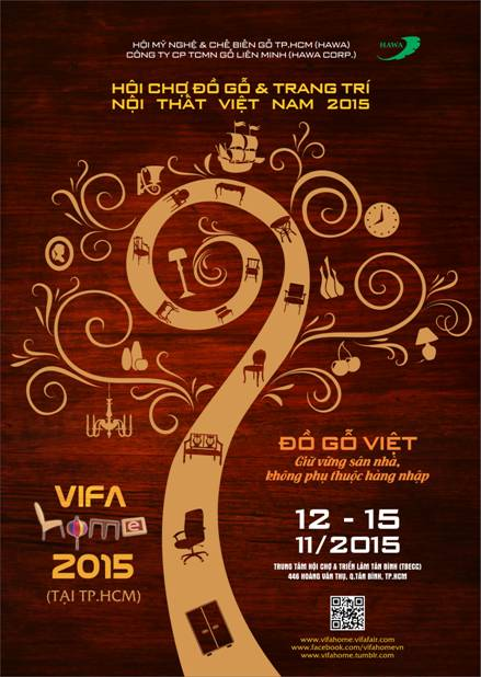 Vietnam International Furniture Fair 2015: VIFA HOME 2015