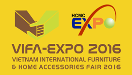 VIFA 2016 Vietnam's international furniture fair LOGO